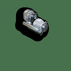 Компрессор с боковым каналом серии UT-VPE-TSB