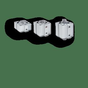 Короткоходовой цилиндр серии SZ — SZV