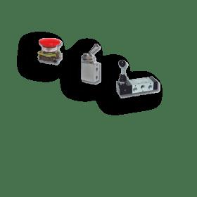Ручные клапаны серии V11