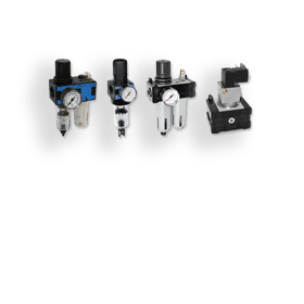 Сервисные блоки серии W80 - W85