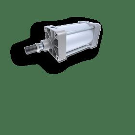 Стандартный цилиндр серии TNZ