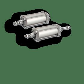 Цилиндры тяги серии DZ - TNG