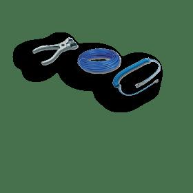 Шланги и спиральные шланги H10 — H20