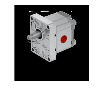 Шестеренчатый гидравлический двигатель из алюминия BONDIOLI & PAVESI