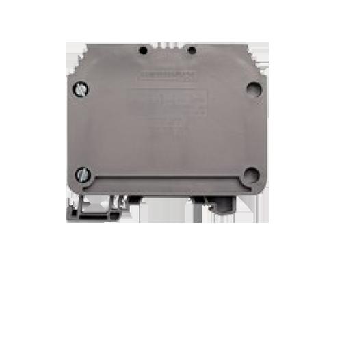 304190, Клеммник на DIN-рейку 70мм.кв. (Серый); AVK70 (упак 10 шт)