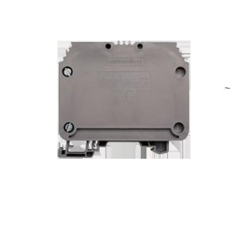 304192, AVK70; Клеммник на DIN-рейку 70мм.кв. (зеленый). (упак 10 шт)