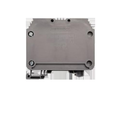304195, AVK70; Клеммник на DIN-рейку 70мм.кв. (черный). (упак 10 шт)