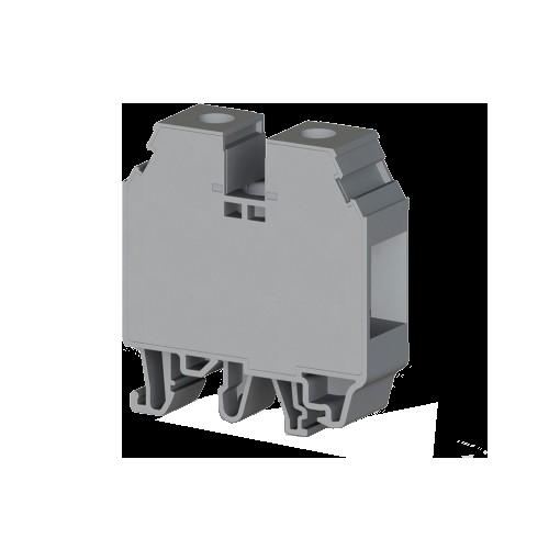304250P, AVK35 RD PV; Клеммник на DIN-рейку 35мм.кв. (серый). (упак 40 шт)