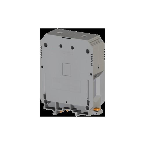 304360, Клеммник на DIN-рейку 240мм.кв. (серый); AVK240 (упак 4 шт)