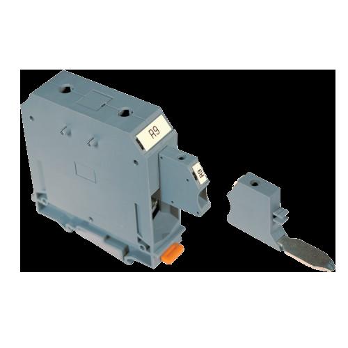 304370, Доп. клемма 6 мм.кв. к клеммникам AVK(95-240), (серый); AVK-EK6 (упак 20 шт)