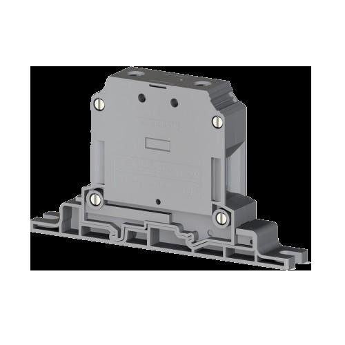304440, Клеммник на монт.плату 50 мм.кв. (серый); AVK PB 50 (упак 6 шт)