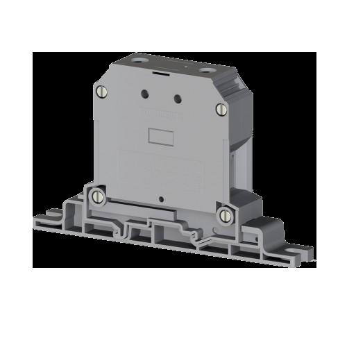 304450, Клеммник на монт.плату 70 мм.кв. (серый); AVK PB 70 RD (упак 6 шт)