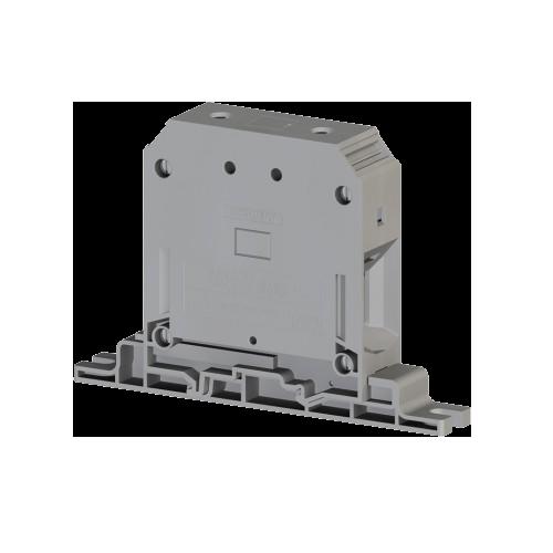 304460, Клеммник на монт.плату 95 мм.кв. (серый); AVK PB 95 RD (упак 6 шт)