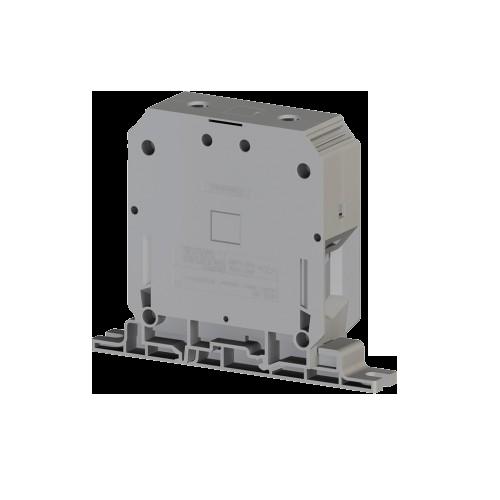 304470, Клеммник на монт.плату 150 мм.кв. (серый); AVK PB 150 (упак 4 шт)