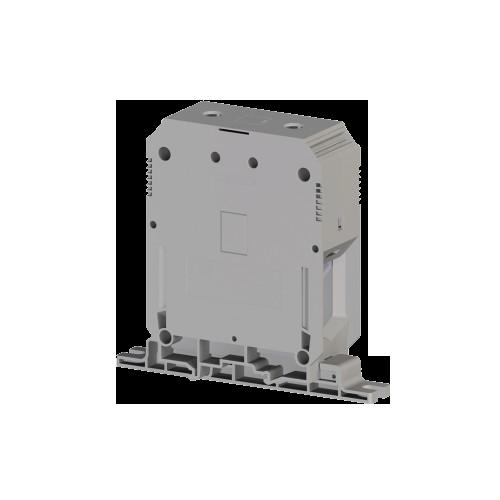 304480, Клеммник на монт.плату 240 мм.кв. (серый); AVK PB 240 (упак 6 шт)