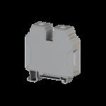 304590, Клеммник на DIN-рейку 35мм.кв., винт под шестигр. (серый); AVK35I RDS (упак 50 шт)